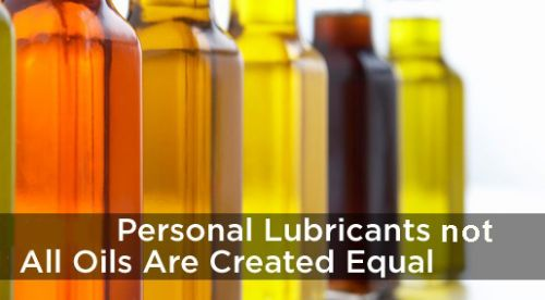 Know Your Lube Ingredients