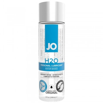 JO H2O Water Based Personal Lubricant - 8 oz