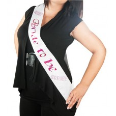 Bride To Be - Sash