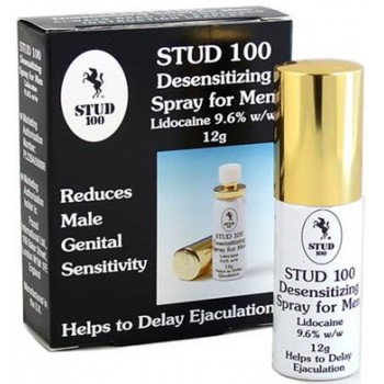 Stud 100 - Male Genital Desensitizer
