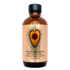 Hathor Exotic Love Oil