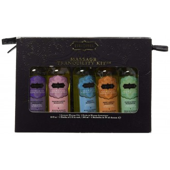 Kama Sutra Massage Tranquility Kit
