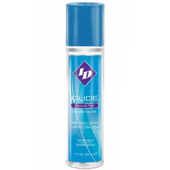ID Glide 17 oz Water-Based Personal Lubricant