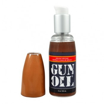 Gun Oil Silicone Lubricant - 2 oz