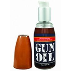 Gun Oil Silicone Lubricant - 4.0 oz