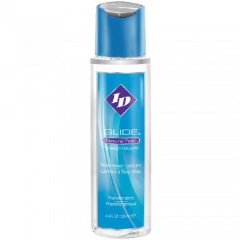 ID Glide 4.4 oz Water-Based Personal Lubricant