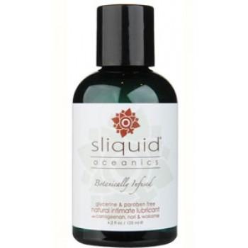 Sliquid Oceanics Natural Lubricant 4.2 oz