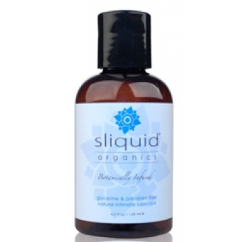 Sliquid Organics Natural Lubricant 4.2 oz