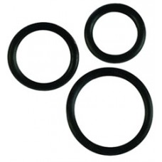 Rubber Rings - 3 pc Set