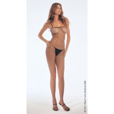 O/S - Lycra Net Bodystocking