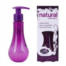 O'My Natural Lubricant  4 oz