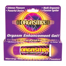 Orgasmix Enhancement Gel 1.0 oz