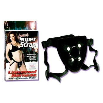 Lover's Super Strap - Universal Harness