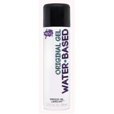 Wet Original - Water Based Gel - 3 oz